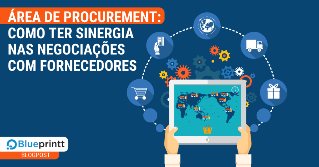 área de procurement